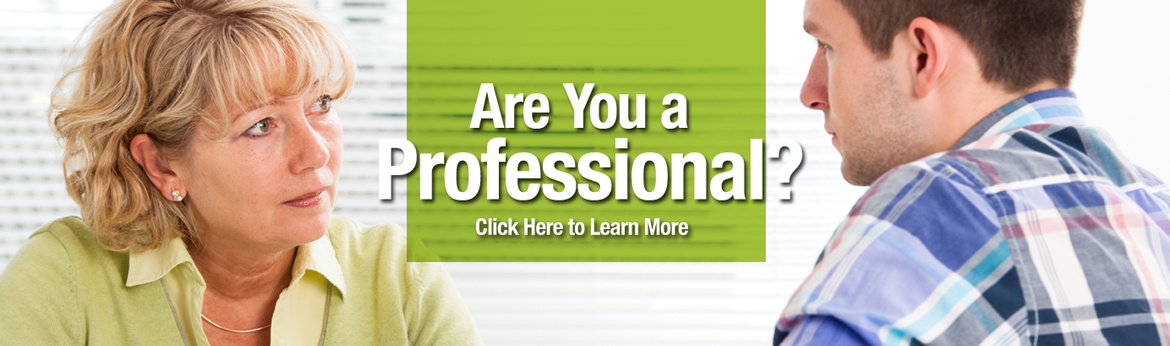 Are you a professional? Click Here to Learn More